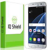 Galaxy S7 Edge Screen Protector IQ Shield LiQuidSkin Full Coverage Screen Pro... - Chickadee Solutions - 1