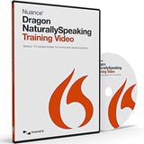 Nuance 31-K61A-23110 Dragon Naturally Speaking 13. Training Video - Chickadee Solutions
