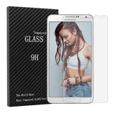 Note 4 Screen Protector Galaxy Note 4 Tempered Glass Screen Protector - Badal... - Chickadee Solutions - 1
