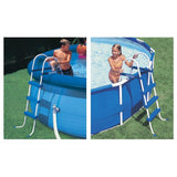 Intex 36-Inch Pool Ladder with Barrier - Chickadee Solutions