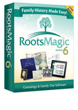 RootsMagic 6 Family Tree Genealogy Software [OLD VERSION] - Chickadee Solutions
