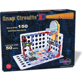 Snap Circuits 3D Illumination Electronics Discovery Kit - Chickadee Solutions - 1