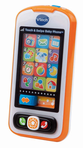 VTech Touch and Swipe Baby Phone 1 VTech - Chickadee Solutions - 1