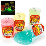 Fun Express Glow in The Dark Slime Party Pack (Pack of 12) - Chickadee Solutions