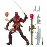 Marvel 6 Inch Legends Series Deadpool - Chickadee Solutions - 1
