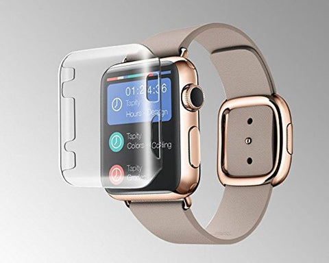 Monoy Hard Protective Case for Apple Watch 42mm (2015) PC Hard Clear Monoy - Chickadee Solutions - 1