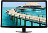 Acer S241HL bmid 24-Inch Screen LED-Lit Computer Monitor One Monitor - Chickadee Solutions - 1