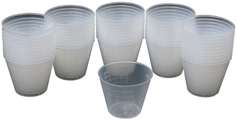 Great Planes Epoxy Mixing Cups (50-Piece) - Chickadee Solutions