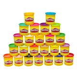 Play-Doh 24-Pack of Colors (Frustration Free Packaging) - Chickadee Solutions - 1