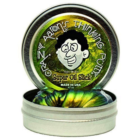 Crazy Aaron's Super Oil Slick Mini Tin - Chickadee Solutions - 1