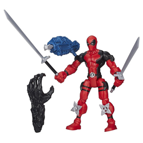 Marvel Super Hero Mashers Deadpool Figure - Chickadee Solutions - 1