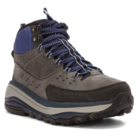 1008983-BPNG Hoka One One Women's Tor Summit Mid WP Hiking Shoes - Brown - Chickadee Solutions - 1