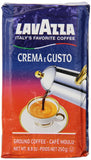 Lavazza Crema e Gusto - Ground Coffee 8.8-Ounce Bricks (Pack of 4) Pack of 4 - Chickadee Solutions - 1