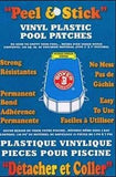 Boxer Adhesives Peel & Stick Vinyl Plastic Pool Patch (100 sq. in) 100 sq. in - Chickadee Solutions