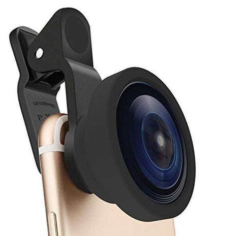 Fish-Eye Wide Angle Lens Perfectday Clip 140 Fish-Eye Wide ...