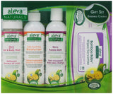 Aleva Naturals Newborn Baby Gift Set - Chickadee Solutions - 1