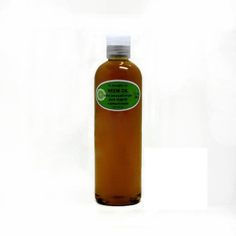 12 Oz Premium Neem Oil Organic Pure Strong Super Potent Undiluted Unrefined - Chickadee Solutions