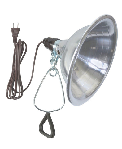 Woods 0151 18/2 SPT-2 Clamp Lamp Light w/ 8.5-Inch Reflector 150-Watt 6-Foot ... - Chickadee Solutions