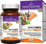 New Chapter Every Man's One Daily Men's Multivitamin Fermented with Probiotic... - Chickadee Solutions - 1