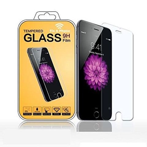 (2 Pack) #1 iPhone 6 Plus & iPhone 6s Plus Tempered Glass Screen Protector [3... - Chickadee Solutions - 1