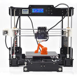 Alunar 3D Desktop Printer Prusa i3 DIY High Accuracy CNC Self Assembly - Chickadee Solutions - 1