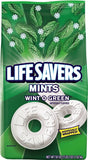 LifeSavers Hard Wint-O-Green 50-Ounce Bags (Pack of 2) 2 Pack - Chickadee Solutions - 1