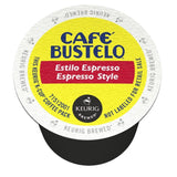 Cafe Bustelo Espresso Style K-Cups for Keurig Brewers 72 Count - Chickadee Solutions - 1