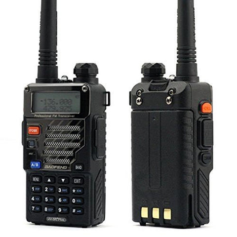 BaoFeng BF-UV-5RE Radio Two Way Radio 1-PACK - Chickadee Solutions - 1