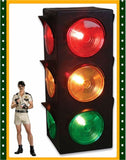New Large Blinking 3-Sided Traffic Light Signal Lamp by OTC - Chickadee Solutions