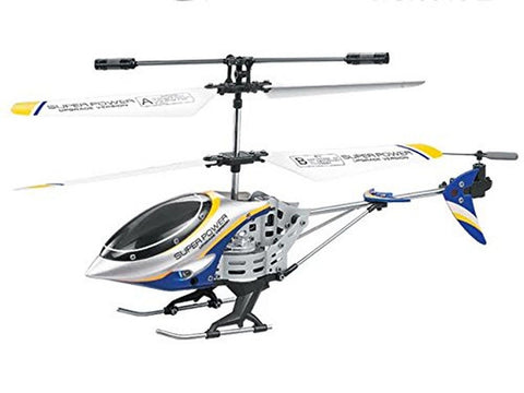 Dazzling Toys Remote Controlled Helicopter - 3.5 Channels for Accurate Flying... - Chickadee Solutions - 1