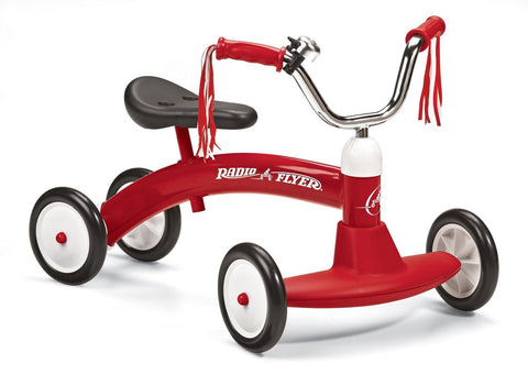 Radio Flyer Scoot-About Radio Flyer - Chickadee Solutions - 1
