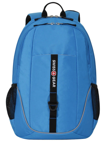 SwissGear SA6639 Neon Blue Computer Backpack - Fits Most 15 Inch Laptops and ... - Chickadee Solutions - 1