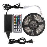 RGB Led Strip Lights Kit You May Flexible Tape Light 16.4Ft 300 Leds SMD5050 ... - Chickadee Solutions - 1