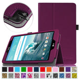 Fintie LG G Pad X8.3 (4G LTE Verizon Wireless VK815) Folio Case - Premium PU ... - Chickadee Solutions - 1