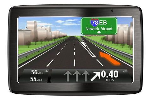 TomTom VIA 1535TM 5-Inch Bluetooth GPS Navigator with Lifetime Traffic & Maps... - Chickadee Solutions - 1