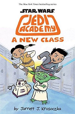 A New Class (Star Wars: Jedi Academy #4) - Chickadee Solutions