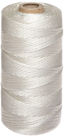 Rope King MT-1000 Mason Twine Twisted Polyester 1000 feet 1 - Chickadee Solutions