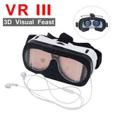 Virtual Reality 3D GlassesSomuns Adjustable Head Mount Helmet Goggles VR for ... - Chickadee Solutions - 1