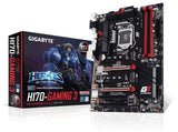 Gigabyte LGA1151 Intel H170 ATX DDR4 Motherboard GA-H170-Gaming 3 - Chickadee Solutions - 1