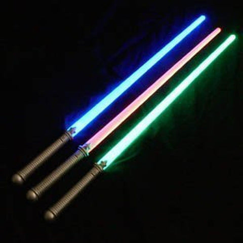 "Educational Products - Light Up Laser Lightsaber Sabre Sword 29"" (3 PACK) - C... - Chickadee Solutions"