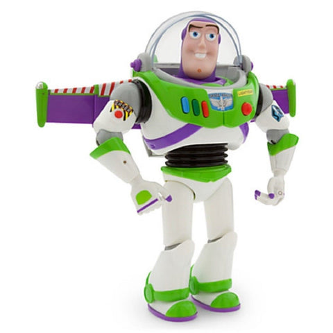 Disney Advanced Talking Buzz Lightyear Action Figure 12'' (Official Disney P... - Chickadee Solutions - 1