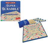 Tile Lock Super Scrabble - Chickadee Solutions