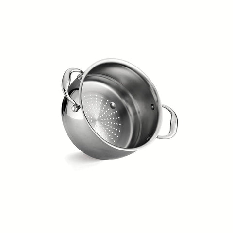 Tramontina Gourmet Domus 18/10 Stainless Steel 80102/007DS - Steamer Insert -... - Chickadee Solutions - 1