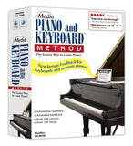 eMedia Piano and Keyboard Method v3 PC/Mac Disc - Chickadee Solutions - 1