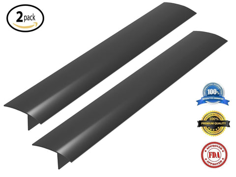 Roxima Inc. Kitchen Stove Counter Gap Covers (2 Packs) Premium Silicone Oven ... - Chickadee Solutions - 1