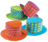 Accordion Party Hats (1 dz) - Chickadee Solutions