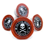 Death Wish Coffee Single Serve Capsules for Keurig K-Cup Brewers 10 Count 0.4... - Chickadee Solutions - 1