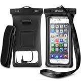 Floating Waterproof Case Dry Bag with Armband & Audio Jack for iPhone 6 6 plu... - Chickadee Solutions - 1