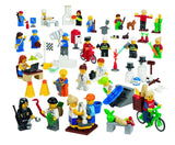 LEGO Education Community Minifigures Set 4598355 (256 Pieces) - Chickadee Solutions - 1