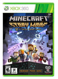 Minecraft: Story Mode - Season Disc - Xbox 360 - Chickadee Solutions - 1